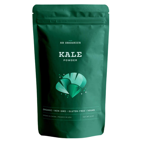 Vegan - Organics Kale Powder - 4 Ounces