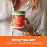 Immunity - Green Superfood - Tangerine