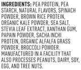 Protein & Greens - Salted Caramel - 18 Ounces