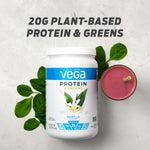 Vegan - Protein and Greens - Berry