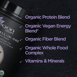 Plant Based - All-in-One Nutritional Shake - Chocolate Fudge