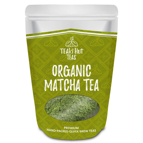 Organic Matcha Green Tea Powder - 2 Ounces