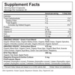 Capsules - Green Superfood - Fruits & Veggies -150 Counts