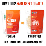 Organic Baobab Powder - Light Citrus - 6 Ounces