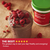 Plant based - Green Superfood - Berry - 30 Servings