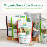 Organic - Greens & Shrooms Booster - 30 Servings