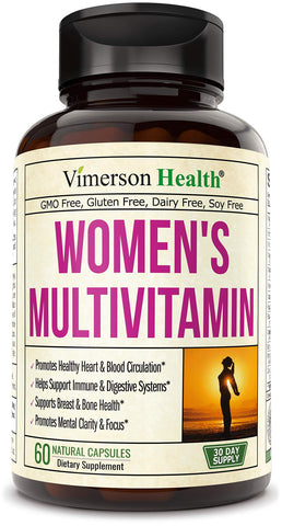 Women's Daily Multivitamin Supplement - 60 Count
