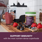 Antioxidant - Green Superfood - Sweet Berry - 15 Servings
