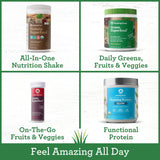 Detox & Digest - Green Superfood - Clean Green -15 Servings