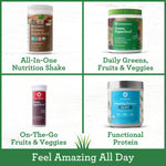 Antioxidant - Green Superfood - Sweet Berry - 30 Servings