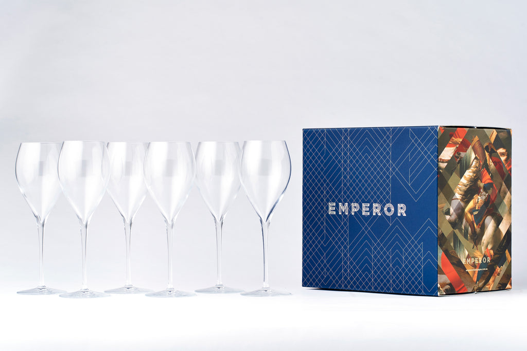 Emperor-Champagne-Six-Pack-Glasses