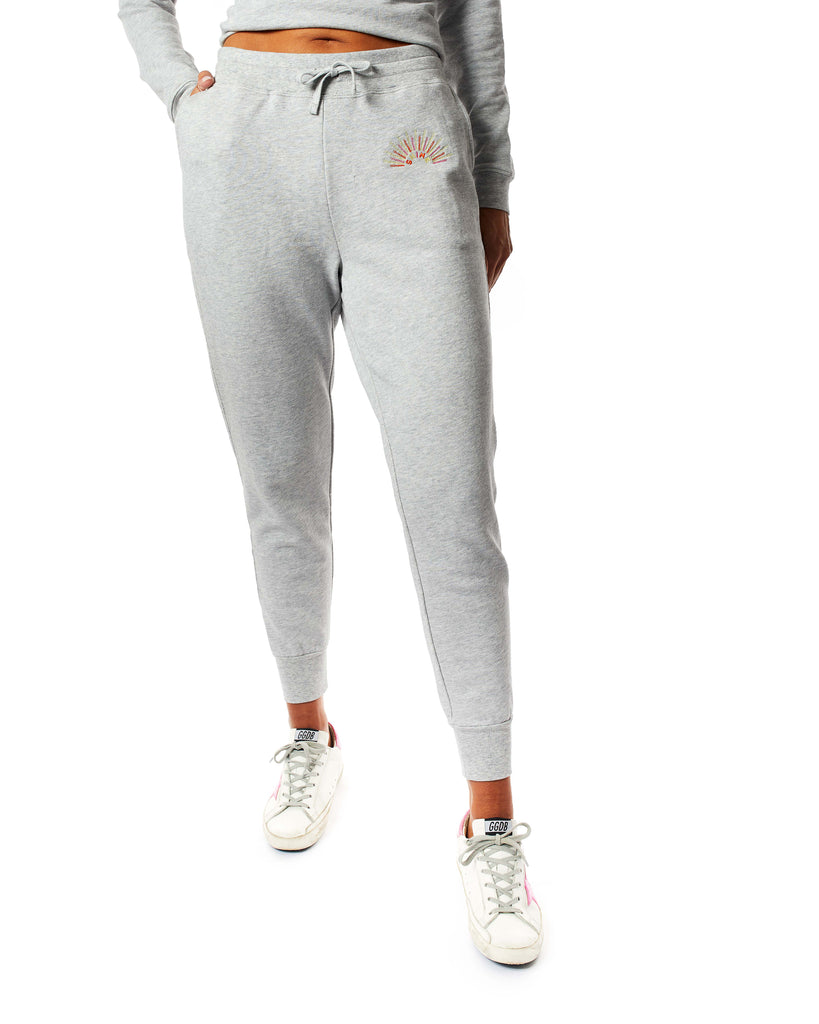 Boyfriend Shine Sweatpant - Wear For Good Clothing