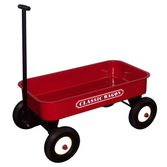 Great Gizmos Red Pull Cart