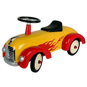Great Gizmos Speedster Car Steel Body
