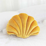 Load image into Gallery viewer, Sea Shell Plush Velvet Cushion Pillow