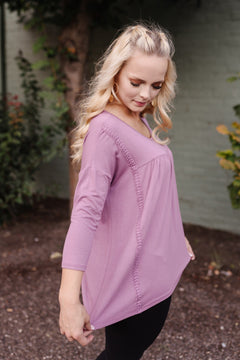 Sugar Plum Tunic