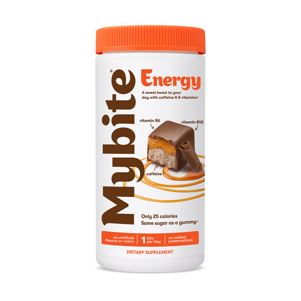 Mybite - Energy - Chocolate Vitamins