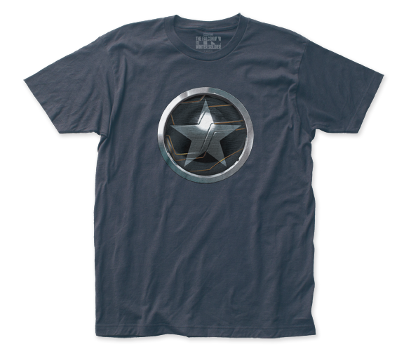 Falcon and the Winter Soldier T-Shirt Winter Soldier Logo | My Trending Toys