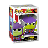 Pixar 25th Anniversary Alien Remix Zurg Pop! Vinyl Figure My Trending Toys