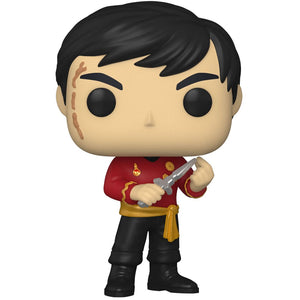 Star Trek: The Original Series Sulu (Mirror, Mirror Outfit) Pop! Vinyl Figure | My Trending Toys
