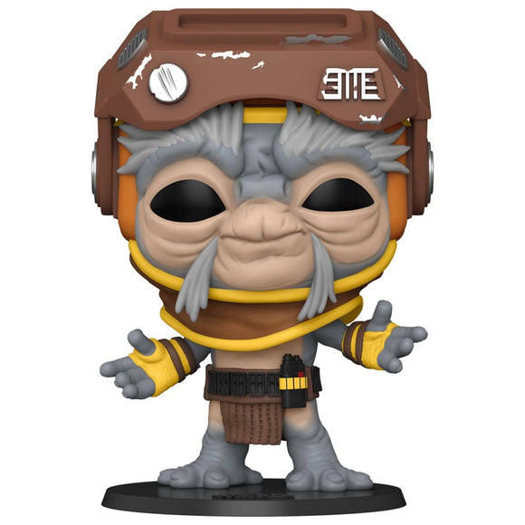 Star Wars: The Rise of Skywalker Babu Frik 10-Inch Pop! Vinyl Figure | My Trending Toys