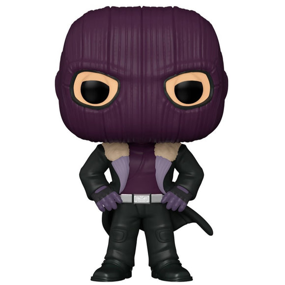 The Falcon and Winter Soldier Baron Zemo Pop! Vinyl Figure | My Trending Toys
