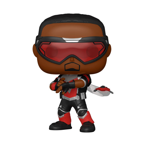 The Falcon and Winter Soldier Falcon Pop! Vinyl Figure | My Trending Toys