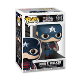 The Falcon and Winter Soldier John F. Walker Pop! Vinyl Figure | My Trending Toys