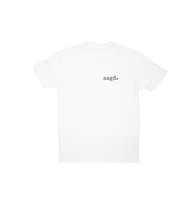 """AAGD"" Flagship Tee (Athletic Fit)"