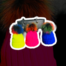 Load image into Gallery viewer, Fur Beanie