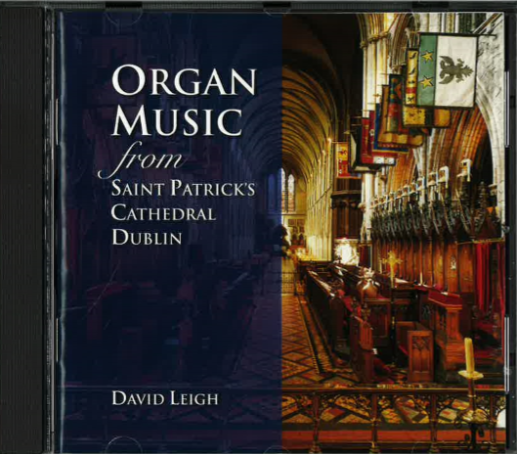 Organ Music from Saint Patricks Cathedral Dublin