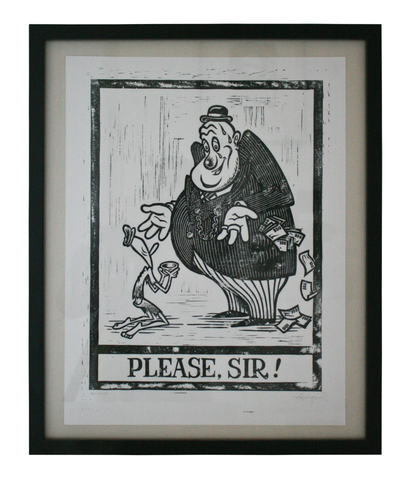 "Dave the Chimp ""Please, Sir"""