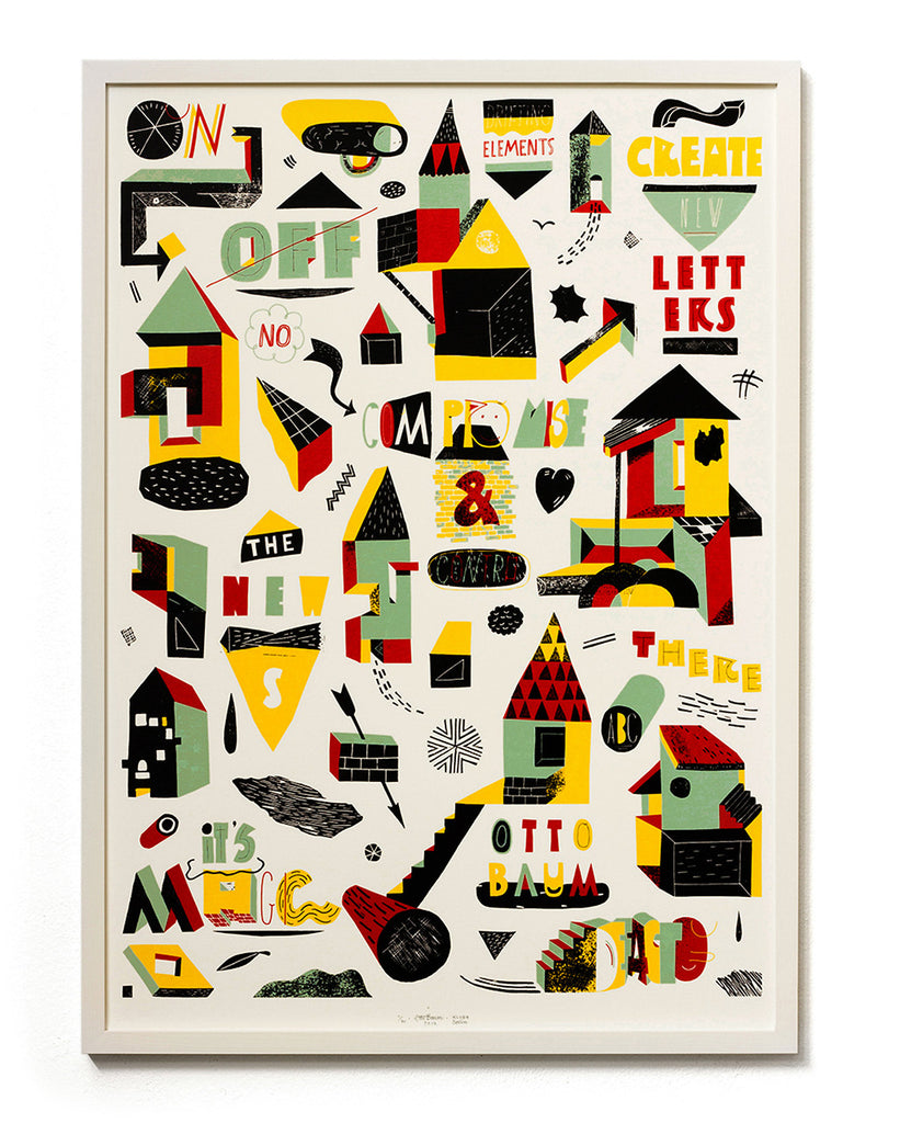 "KLUB7 / Otto Baum ""It´s Magic"" 