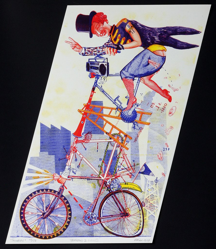 "Various & Gould ""Tall Bike"" 