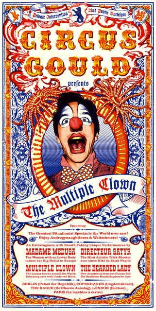 "Various & Gould ""Circus Gould"" 