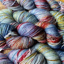 Load image into Gallery viewer, Marc Chagall's Artist and His Model - Superwash Merino 4 ply