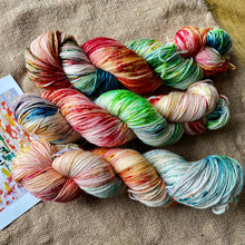 Load image into Gallery viewer, Patrick Heron's Azalea Garden - Superwash Merino 4 ply