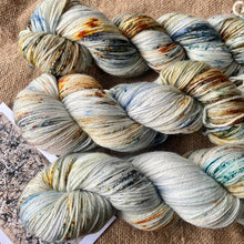 Load image into Gallery viewer, Jackson Pollock's Autumn Rhythm - Superwash Merino 4 ply