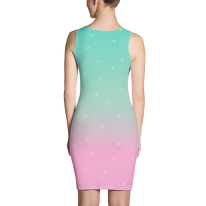 Sublimation-Cut & Sew Kleid