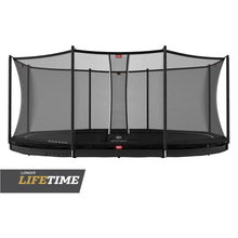 Load image into Gallery viewer, Berg Inground Grand Favorit Oval Trampoline