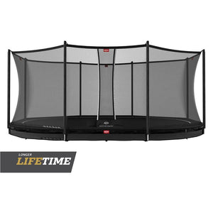 Berg Inground Grand Favorit Oval Trampoline