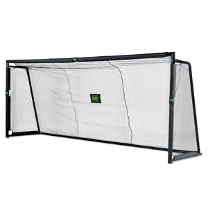 EXIT Forza steel football goal 500x200cm - black