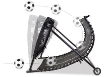 Load image into Gallery viewer, EXIT Kickback football rebounder 124x90cm