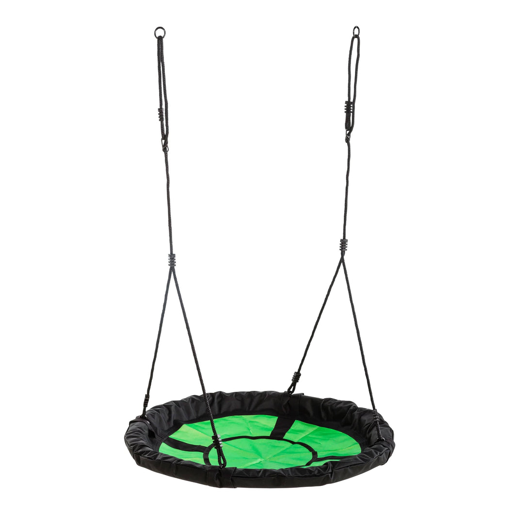 EXIT Swibee nest swing - green/black