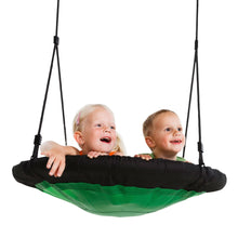 Load image into Gallery viewer, EXIT Swibee nest swing - green/black