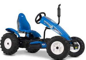 Berg New Holland BFR Go Kart | New Holland Ride On Tractors