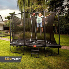 Load image into Gallery viewer, Berg Ultim Favorit Trampoline - Regular Small Garden Trampoline (9,2 x 6,2ft)