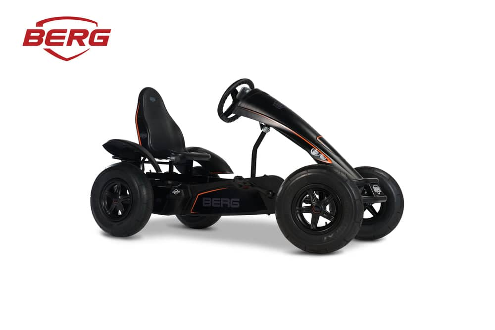 Berg Black Edition E-BFR - Electric Ride On Go Karts