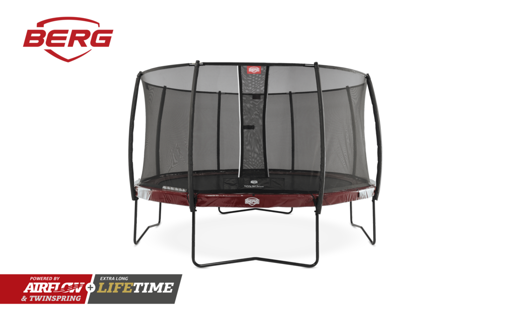 Berg Elite Round Trampolines - Regular