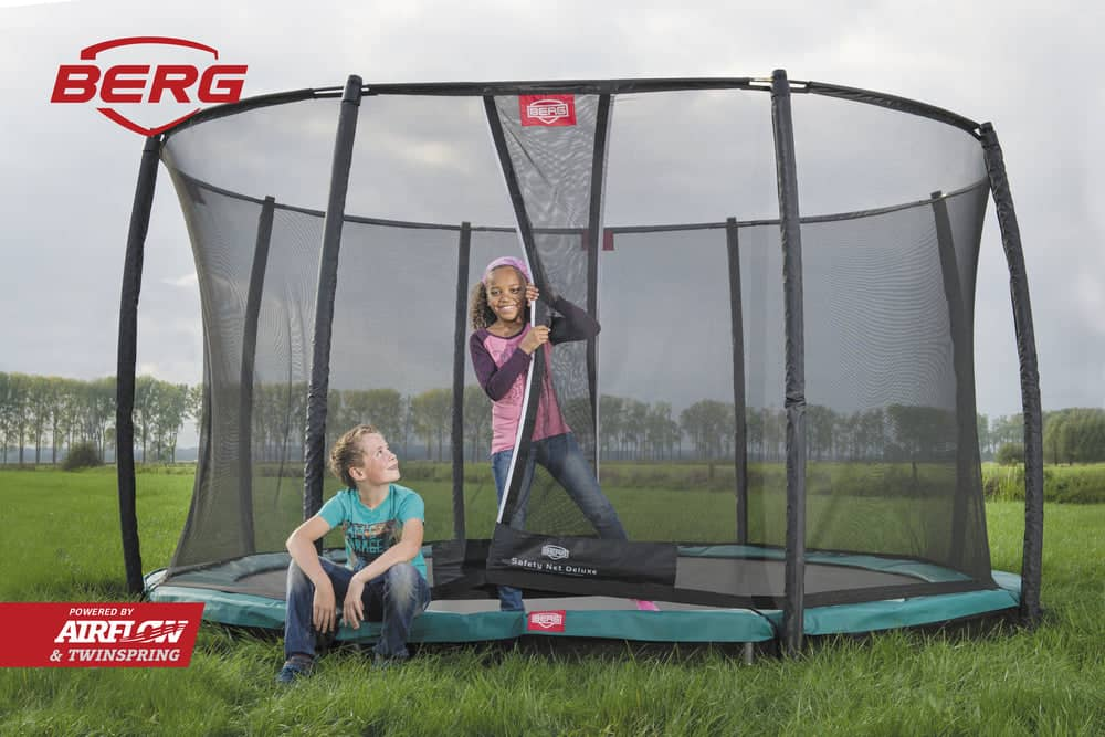 Berg Inground Champion Trampoline